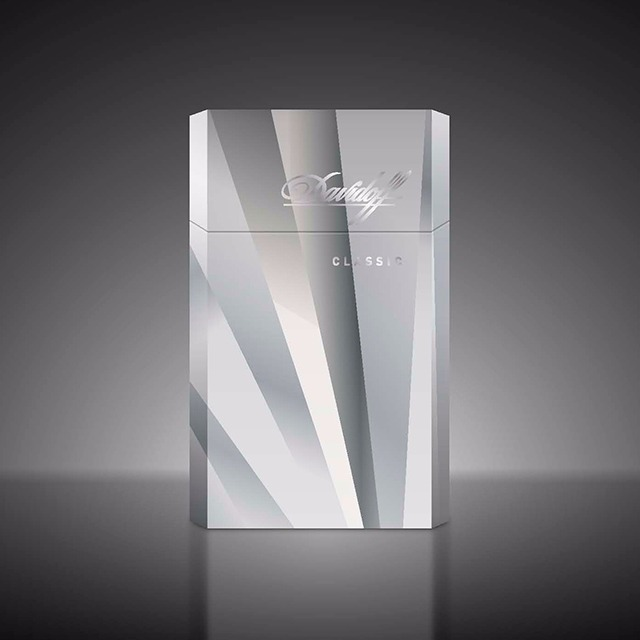 Davidoff Cigarettes Essentials Limited Edition - the Reflection Concept